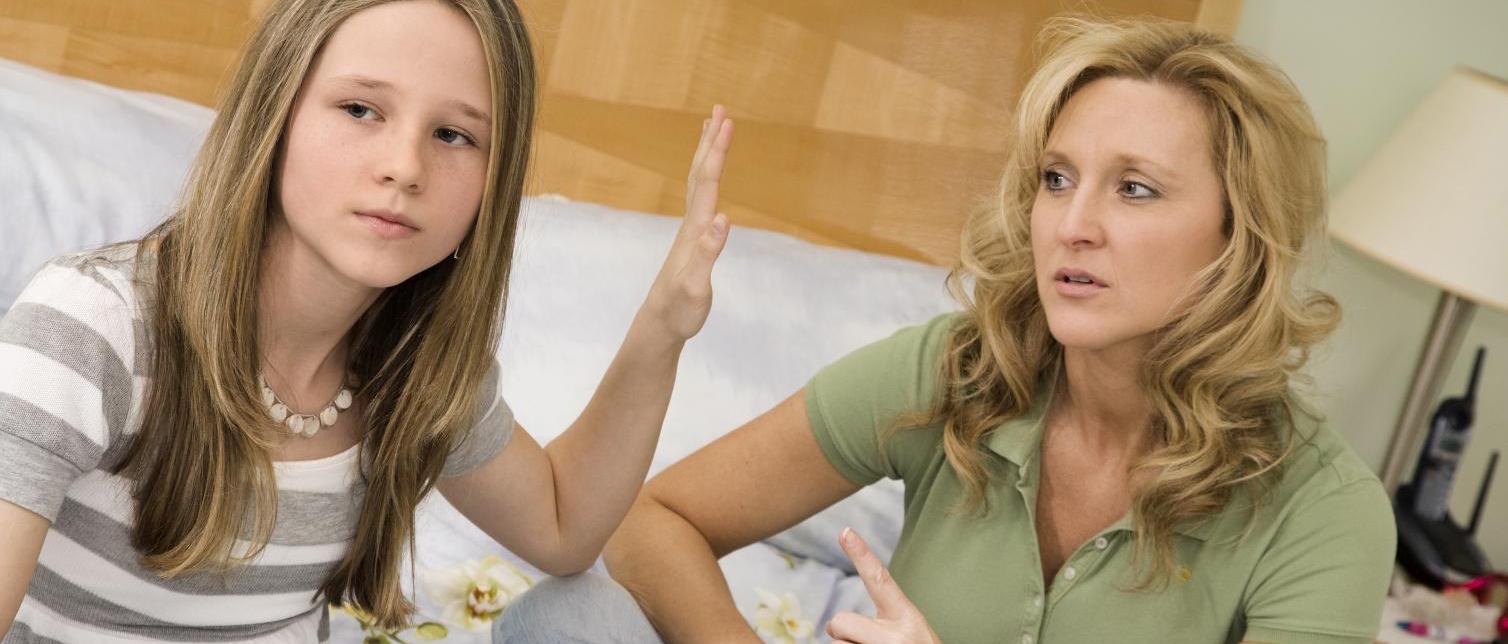 Savoir soutenir son ado et réduire les sources de conflit : les bonnes questions
